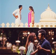 deepika and ranbir YJHD