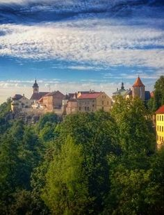 Nové Město nad Metují (East Bohemia), Czechia