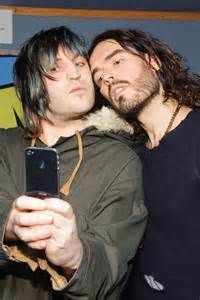 noel fielding and russell brand