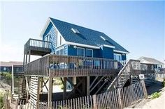 Pelican's Watch (WPM 123) Outer Banks Rentals | Kitty Hawk - Oceanfront OBX Vacation Rentals
