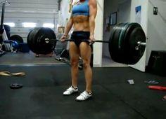 130kg+ deadlift
