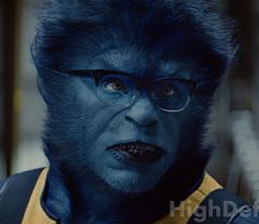 Kelsey Grammer Beast Days Of Future Past