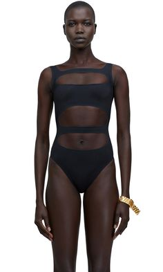 delia swimsuit : acne studios