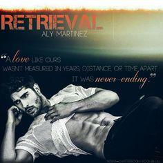 Retrieval by Aly Martinez