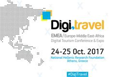 I am super excited to be speaking (about how companies in the Tourism Industry could best utilize the Power of Social Media) at Digi.Travel (Digital Tourism Conference & Expo) which will take place in Athens 24th – 25th of October 2017 at the National Hellenic Research Foundation http://2017.digi.travel/ #Digital #Tourism #SocialMedia #LinkedIn #Athens #Greece #DigiTravel