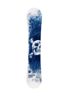 Snowboards and graphic art