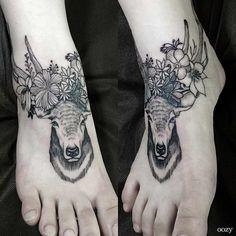 Art with a twist – Les jolis tatouages de OOZY | Ufunk.net