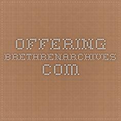 offering.brethrenarchives.com