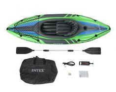 Inflatable Kayak Intex Challenger K1 One Person Kayak