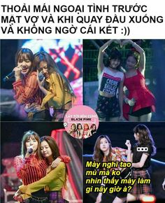 Read 30 from the story Ảnh chế BLACKPINK by kimchichoochicken (NTTT) with reads. Blackpink Memes, Funny Kpop Memes, Blackpink Funny, Funny Stories, Mamamoo, Funny Moments, Funny Images, Bigbang, More Fun