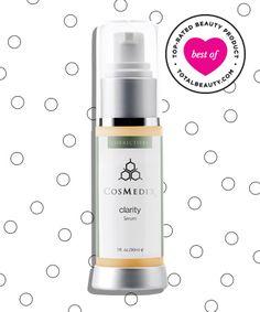Best No. 1: CosMedix Clarity Serum, $36