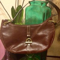 Marks & Spencer Purse Small purse you can carry all day long! Leather is supple. Marks & Spencer Bags