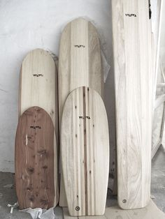 Wawa Wooden Surfboards workshop