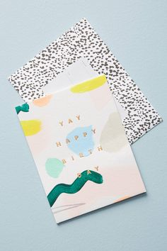 Shop the Yay Happy Birthday Card and more Anthropologie at Anthropologie today. Read customer reviews, discover product details and more.
