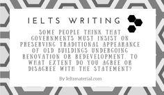 ielts model essays