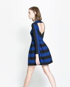 OPEN - BACK DRESS - Dresses - TRF | ZARA Serbia