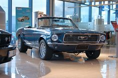 Ford Mustang ´67