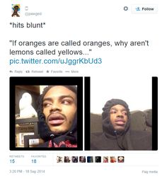 """Everyday, the Internets find a new way to band together to cure boredom and the """"Hits Blunt"""" trending topic on Twitter is a prime example of such an instance."""