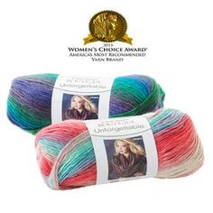 Boutique Unforgettable. I want to make an enterlac blanket using this yarn.
