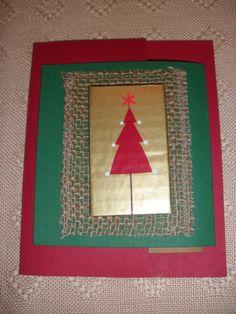...mit Weihnachtsbaum