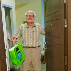 All the Fathers at Port Credit Residences received a gift bag full of goodies to celebrate! Happy Father's Day from everyone here at Port Credit Residences in Mississauga! 😊 #vervecares #community #HappyFathersDay #celebration #goodtimes #giftbag Wellness Activities, Emergency Response, Senior Living, Happy Fathers Day, Good Times, Retirement, Celebration, Men Casual, Community