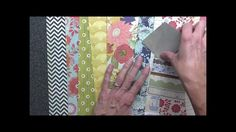 What a super nice and fabulous art journal by Junelle Jacobsen: summer boutique