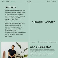 Typewolf Site of the Day for October Website Design Layout, Web Layout, Website Design Inspiration, Web Design Inspiration, Layout Design, Design Ios, Modern Web Design, Graphic Design, Flat Design