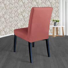 IKEA Henriksdal Dining Chair Cover, Blush Pink Velvet   affordable, designer, custom, handmade, trendy, fashionable, locally made, high quality Ikea Dining Chair, Dining Chair Covers, Pink Velvet, Slipcovers, Blush Pink, Accent Chairs, Luxury, Handmade, Furniture