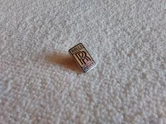 Vintage UK/United Kingdom Rolls Royce automotive pin badge Sale On, Pin Badges, Rolls Royce, United Kingdom, Vehicles, Vintage, Ebay, Collection, England