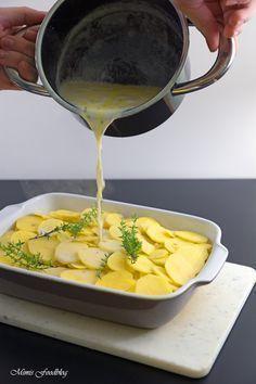 Gelingsicheres und leckeres Kartoffelgratin