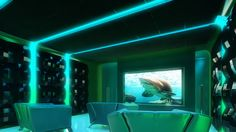 Artnovion Architecture Images, Cg Art, Aquarium, Aquarius, Fish Tank