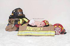 Baby Fireman Firefighter. Omg!