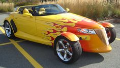 Plymouth Prowler!