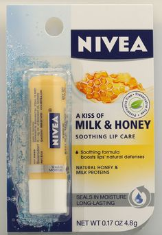 This stuff is seriously the best. And I know my lip products. It's cheap, it's not too greasy, but still makes your lips super soft without making them sticky or overly shiny. I love it. Go out and buy it! (SEY)