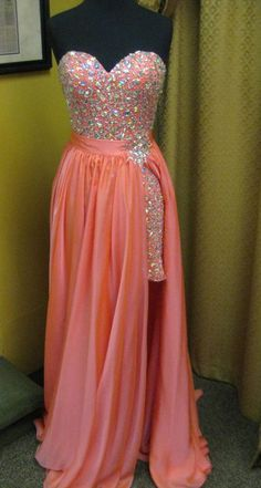 New Arrival Beading Real Made Beading Charming Prom Dresses,Long Evening Dresses,Prom Dresses ,Off the shoulder dress