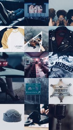 Riverdale aesthetic