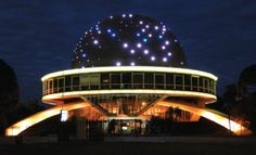 Museo Planetario Galileo Galilei (Buenos Aires, Argentina)