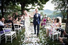 Openair wedding ceremonies Italy