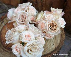 Honeymoon rose / Jana spray