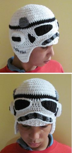 Stormtrooper hat - *Inspiration*