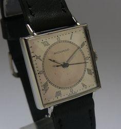 Vintage MOVADO Manual Wind Men's Wristwatch #Longines #Prestige