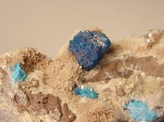 Cavansite from Wagholi, Pune, India