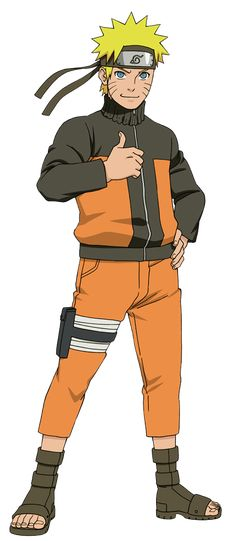UNS GEN: Naruto Render by xUzumaki on deviantART