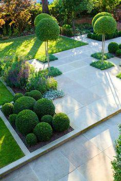 Interesting And Minimalist Garden Design Ideas. Below are the And Minimalist Garden Design Ideas Landscape Design Plans, Modern Garden Design, Backyard Garden Design, Balcony Garden, Diy Garden, House Landscape, Landscape Edging, Landscape Art, Landscape Paintings
