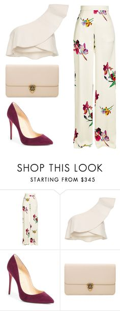 """""""Untitled #472"""" by dias123 ❤ liked on Polyvore featuring Etro, Isabel Marant, Christian Louboutin and Alexander McQueen"""
