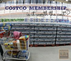 Is a Costco Membership Worth The Cost? Here are some things to weigh before you purchase or renew your membership.