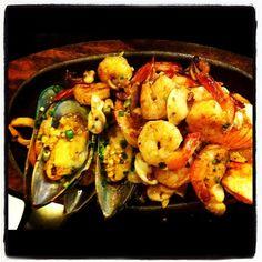 レシピとお料理がひらめくSnapDish - 6件のもぐもぐ - Teppanyaki seafood by YOLO