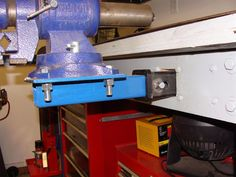 Strut Channel and Hitch Receiver Workbench - The Garage Journal Board