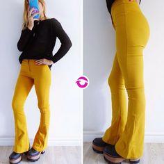 Invierno = Mostaza  [PANTALON ELVIS] $730  [SWEATER CALADO] $650  Local Belgrano Envíos Efectivo y tarjetas 3 cuotas sin interés Tienda Online www.oyuelito.com.ar  #followme #oyuelitostore #stylish #styles #fashion #model #fashionista #fashionpost #ootd #moda #clothing #instafashion #trendy #chic #girl #trends #outfitoftheday #selfie #showroom #loveit #look #lookbook #inspirationoftheday #modafemenina