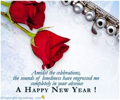 Dgreetings - On New Year through this card express your loneliness all around. New Year Card, Loneliness, Happy New Year, Celebrities, Cards, Celebs, Solitary Confinement, Maps, Playing Cards